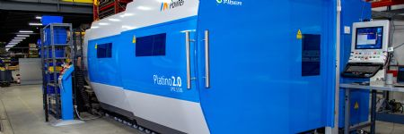 Laser Cutting Addition Speeds Production