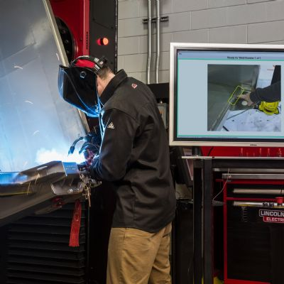 New Features for Lincoln Electric's Weld Sequencer Process C...