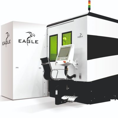 20-kW Laser Cutting Machine