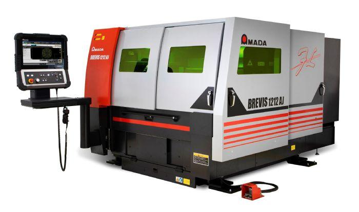 Amada-Brevis-laser-cutting