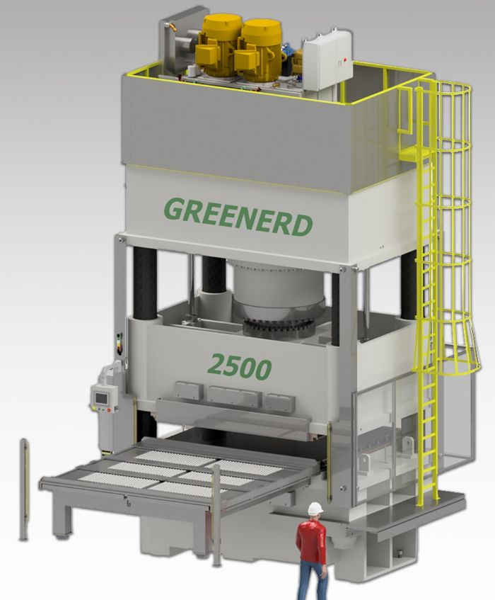 Greenerd-hydraulic-press