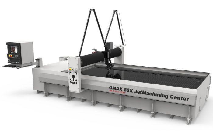 Omax-80x-waterjet