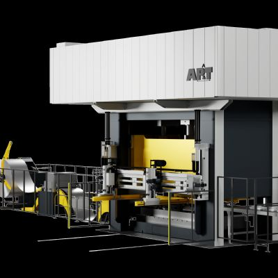 Automation Offerings Include Destackers and Blank Loaders