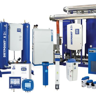 Compressed-Air Treatment
