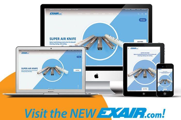 exair-website