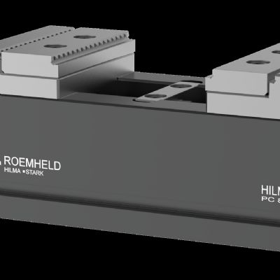 Five-Axis Vise Allows for Zero-Point Mounting