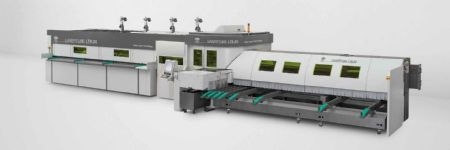 Laser-Cutting Machine Features New Drill and Tap Module