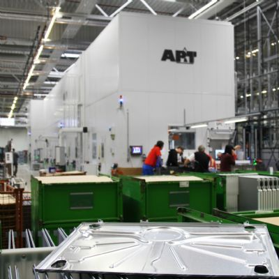 Miele Increases Production Capacity with Automated...