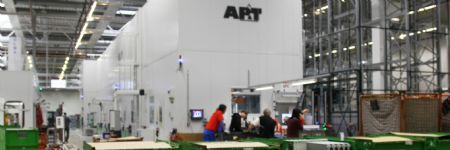 Miele Increases Production Capacity with Automated AP&T Six-Press Line