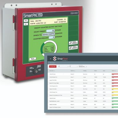New Features in Press-Automation Controller and OEE/Data-Col...