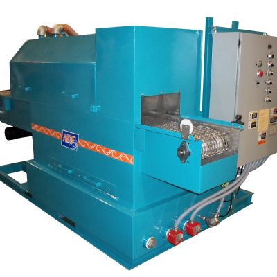 Parts Washers with Optional Additional Stages