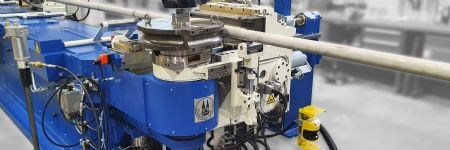 Schwarze-Robitec Delivers Second Tube- and Pipe-Bending Machine to Fra...