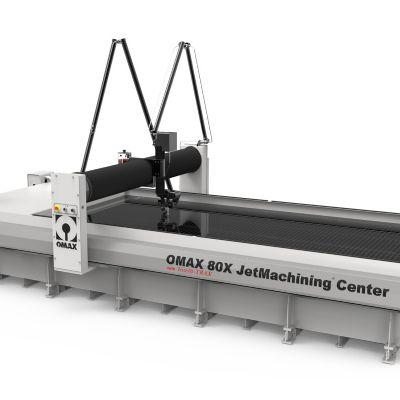 Waterjet Cutting Machine Offers Automatic Taper Control, Lon...