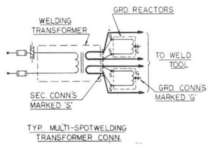 Fig. 4 Electrical-Diagram-resistance-welding-transformer