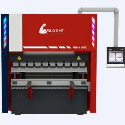 CNC Press Brake Boasts Crowning System
