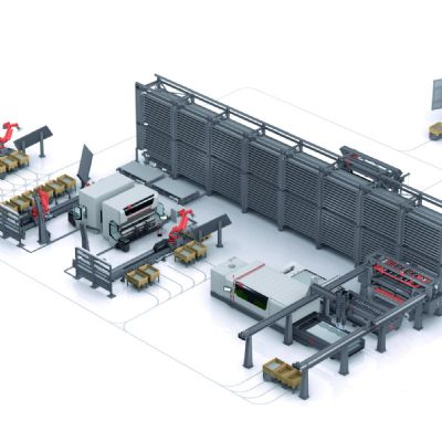 Discover the Bystronic World of Smart Manufacturing Solution...