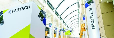FABTECH Exhibitors in the METALFORM Technology Area
