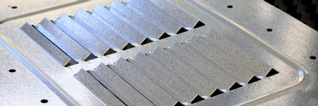 Punch Press Programming of Complex Parts