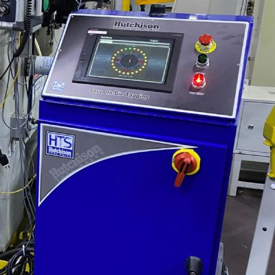 Servo-Driven In-Die-Tapping Technology