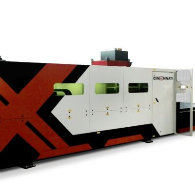 15-kW Fiber Laser Cutting Machine for High Volume Shops