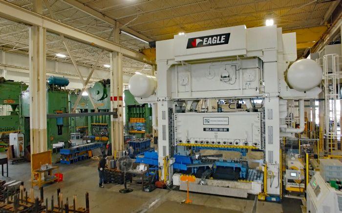 Parker-Automotive-Eagle-Press
