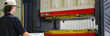 Custom Hydraulic Press Triggers Takeover-Die Success