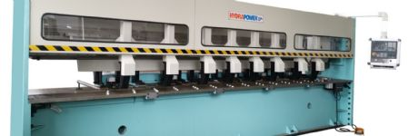 Hydrapower Brings Press Brake and Shear Production to the U.S.