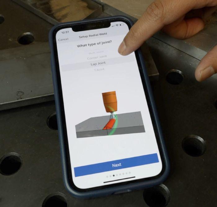 3-Arc-Welding-Hirebotics-BotX-app-interface