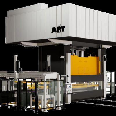 AP&T Servohydraulic Press Decreases Energy Consumption