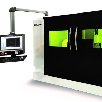 Compact Fiber Laser Ideal for Bringing Cutting Inh...