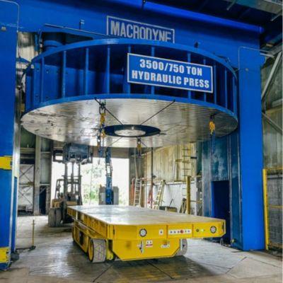IIoT-Enabled Mega-Hydraulic Press