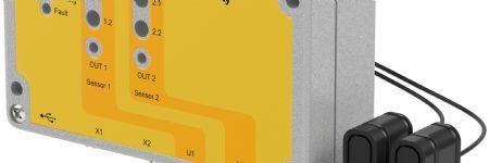 Pepperl+Fuchs Debuts Ultrasonic Sensor for Safety Applications